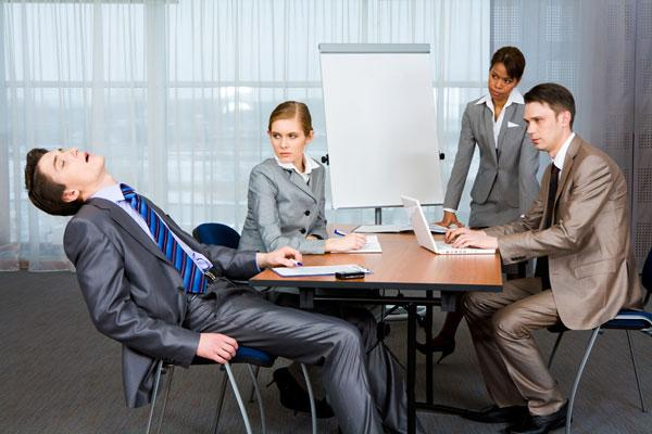 Responding calmly to why you left your last job can reveal much of a candidate's attitude.